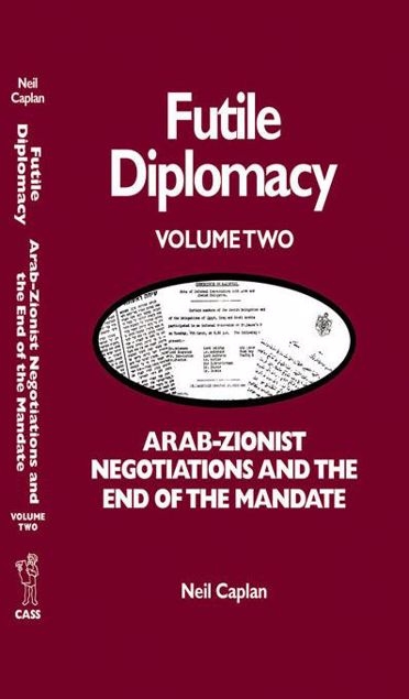 Picture of Futile Diplomacy Vol 2