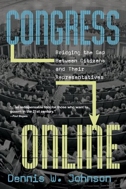 Picture of Congress Online: Bridging the Gap Between Citizens and their Representatives