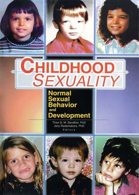 Picture of Childhood Sexuality: Normal Sexual Behavior and Development