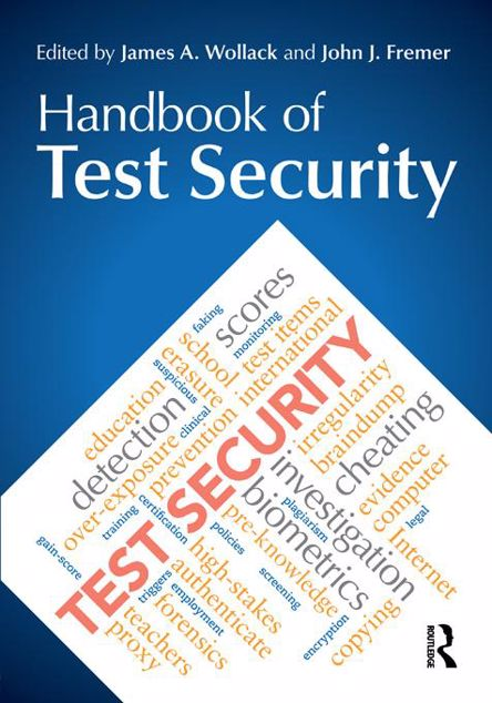 Picture of Handbook of Test Security