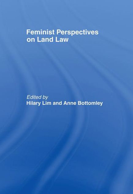 Picture of Feminist Perspectives on Land Law