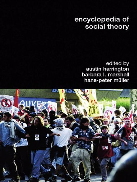 Picture of Encyclopedia of Social Theory