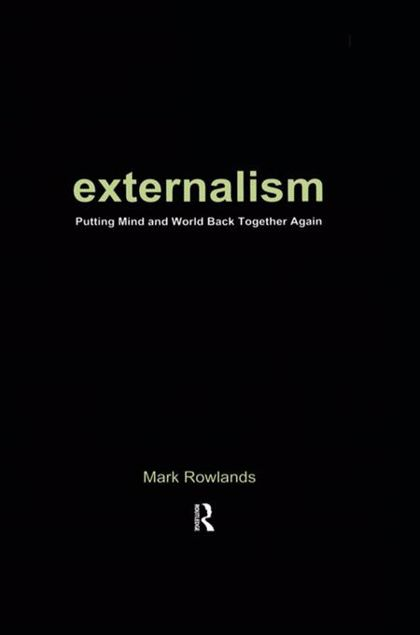 Picture of Externalism