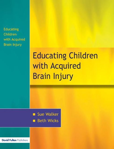 Picture of The Education of Children with Acquired Brain Injury