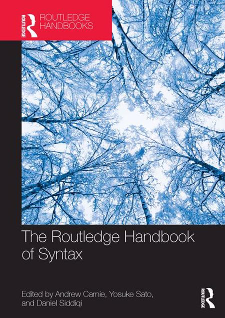 Picture of The Routledge Handbook of Syntax