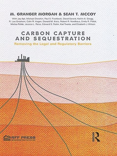 Picture of Carbon Capture and Sequestration: Removing the Legal and Regulatory Barriers