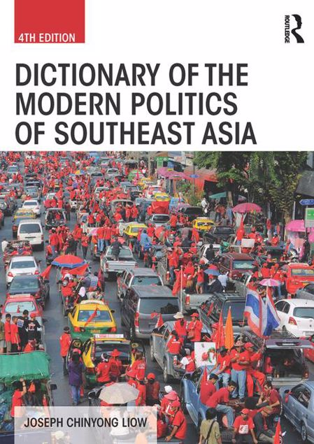 Picture of Dictionary of the Modern Politics of Southeast Asia