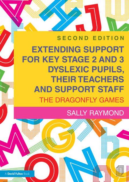 Picture of Extending Support for Key Stage 2 and 3 Dyslexic Pupils, their Teachers and Support Staff: The Dragonfly Games