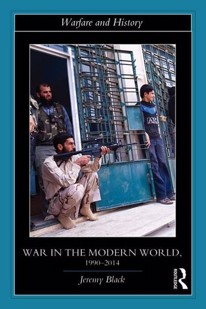 Picture of War in the Modern World, 1990-2014