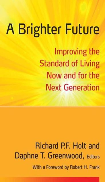 Picture of A Brighter Future: Improving the Standard of Living Now and for the Next Generation