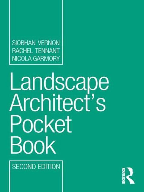 Picture of Landscape Architect's Pocket Book
