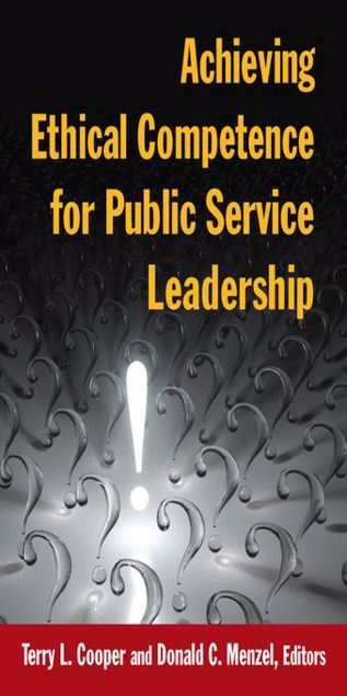 Picture of Achieving Ethical Competence for Public Service Leadership