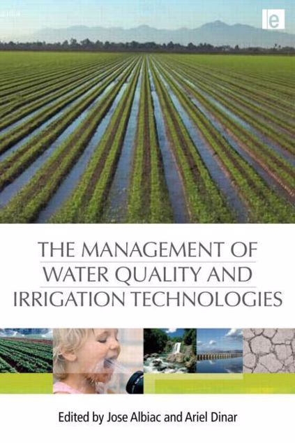 Picture of The Management of Water Quality and Irrigation Technologies