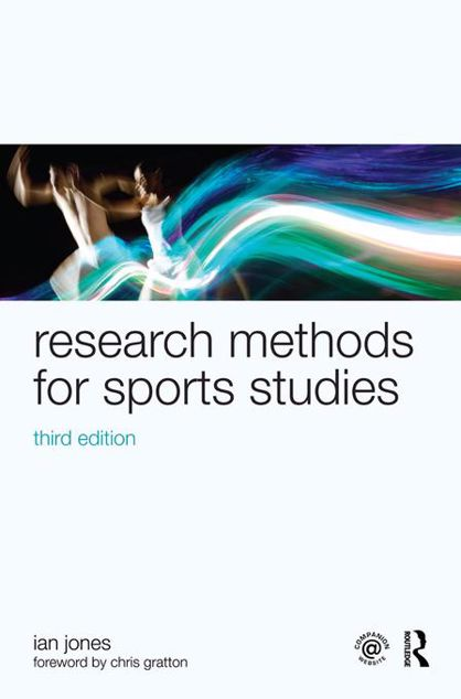 Picture of Research Methods for Sports Studies: Third Edition
