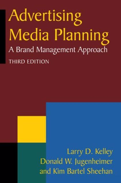 Picture of Advertising Media Planning: A Brand Management Approach