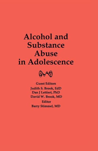 Picture of Alcohol and Substance Abuse in Adolescence