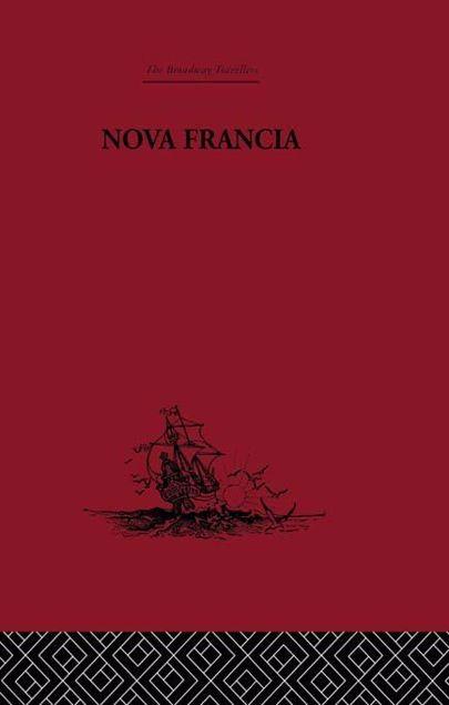 Picture of Nova Francia: A Description of Acadia, 1606