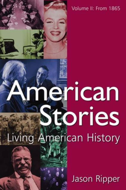Picture of American Stories: Living American History: v. 2: From 1865