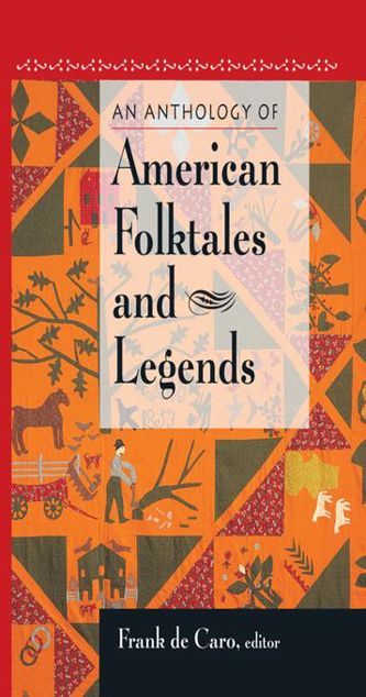 Picture of An Anthology of American Folktales and Legends