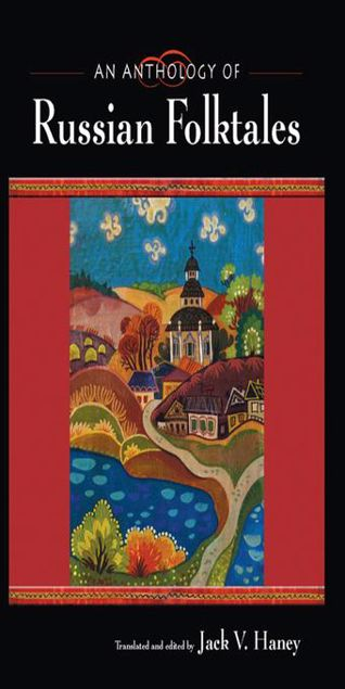 Picture of An Anthology of Russian Folktales