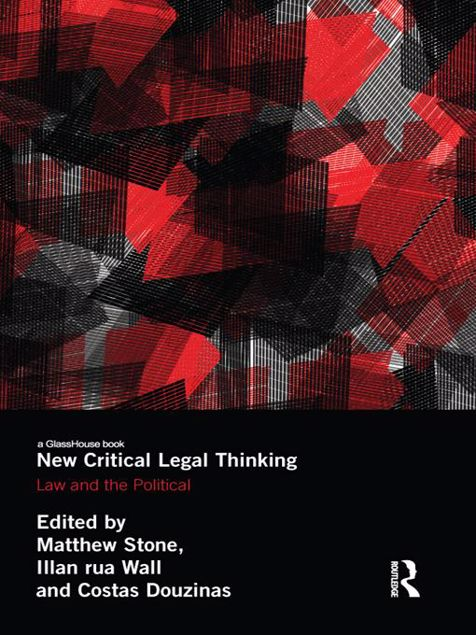 Picture of New Critical Legal Thinking: Law and the Political