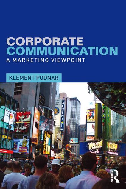 Picture of Corporate Communication: A Marketing Viewpoint