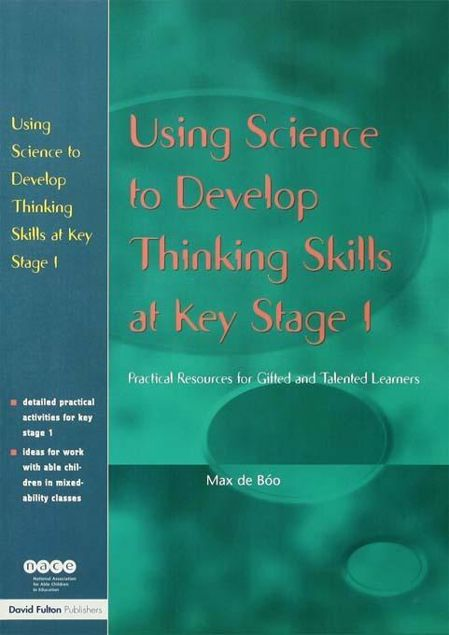 Picture of Using Science to Develop Thinking Skills at KS1