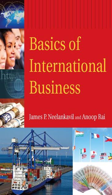Picture of Basics of International Business