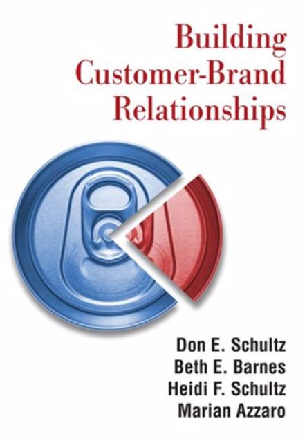 Picture of Building Customer-brand Relationships