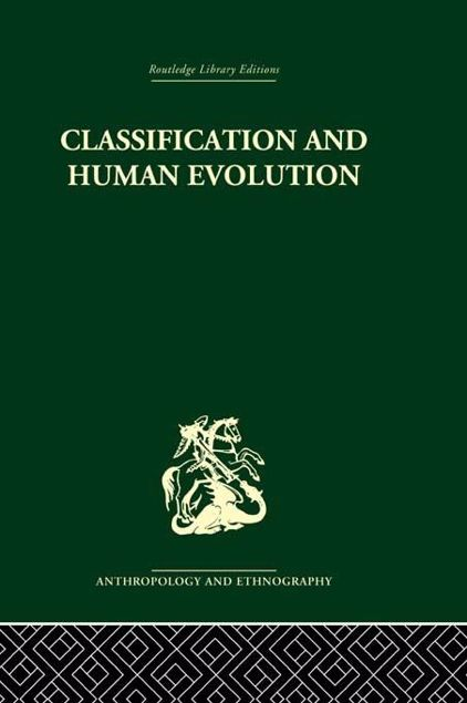 Picture of Classification and Human Evolution