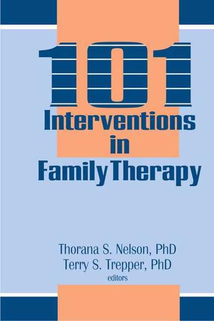 Picture of 101 Interventions in Family Therapy