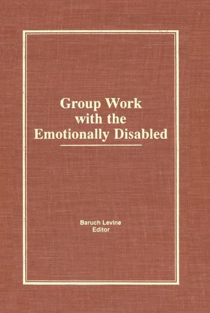 Picture of Group Work With the Emotionally Disabled
