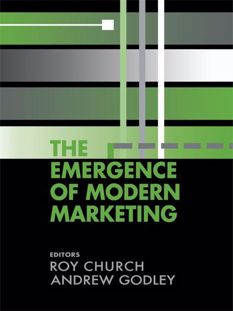 Picture of The Emergence of Modern Marketing