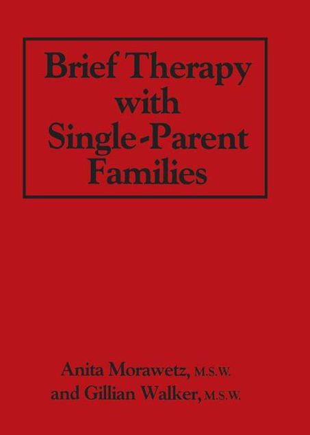 Picture of Brief Therapy With Single-Parent Families