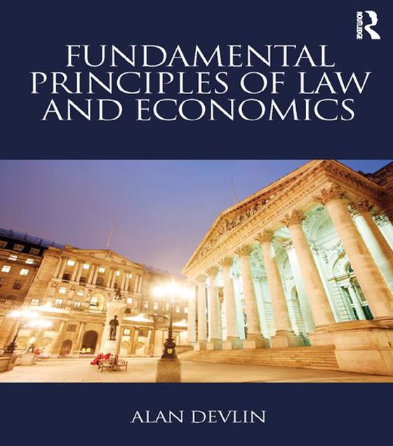 Picture of Fundamental Principles of Law and Economics