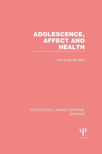 Picture of Adolescence, Affect and Health (PLE: Emotion)