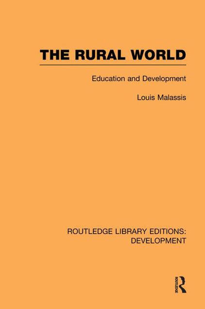 Picture of The Rural World: Education and Development