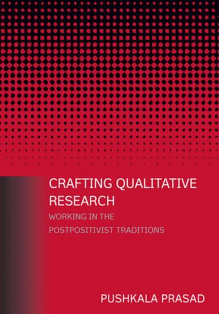 Picture of Crafting Qualitative Research: Working in the Postpositivist Traditions: Working in the Postpositivist Traditions