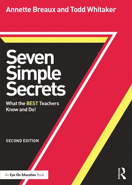 Picture of Seven Simple Secrets: What the BEST Teachers Know and Do!