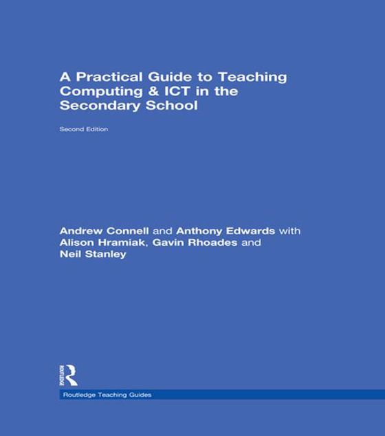 Picture of A Practical Guide to Teaching Computing and ICT in the Secondary School