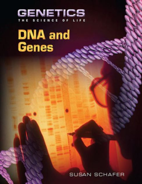 Picture of DNA and Genes