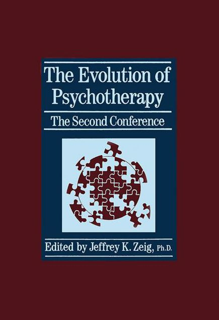 Picture of The Evolution Of Psychotherapy: The Second Conference