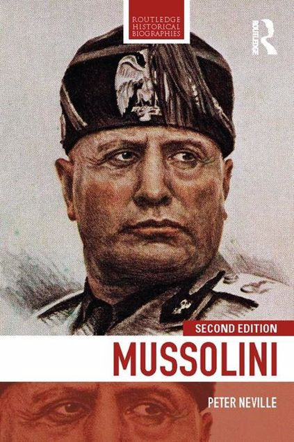 Picture of Mussolini