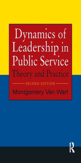 Picture of Dynamics of Leadership in Public Service: Theory and Practice