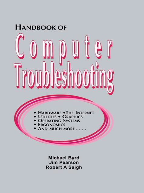 Picture of Handbook of Computer Troubleshooting