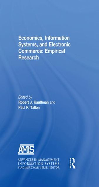 Picture of Economics, Information Systems, and Electronic Commerce: Empirical Research