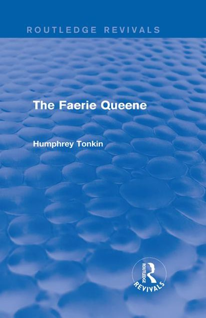 Picture of The Faerie Queene (Routledge Revivals)
