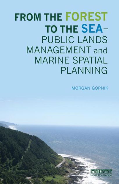 Picture of From the Forest to the Sea - Public Lands Management and Marine Spatial Planning