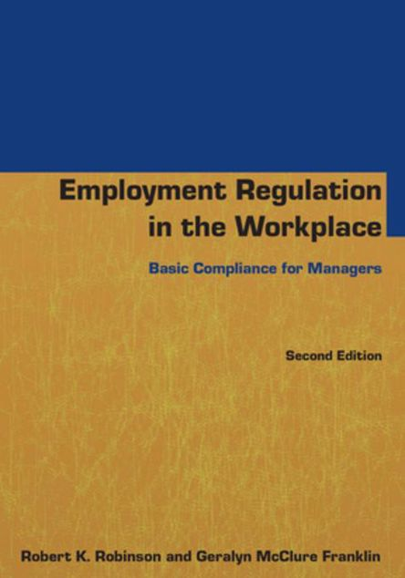 Picture of Employment Regulation in the Workplace: Basic Compliance for Managers