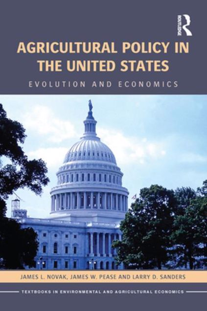 Picture of Agricultural Policy in the United States: Evolution and Economics